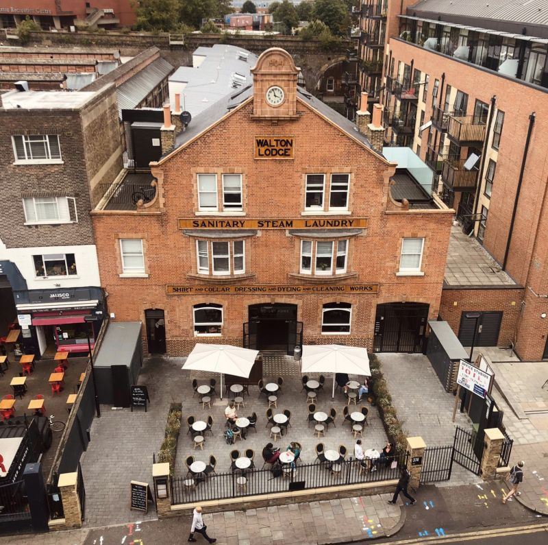 Walton Lodge Laundry in Brixton fully let by Union Street Partners