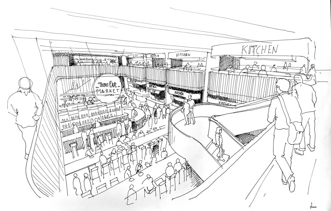 Time Out Market - Major Waterloo Retail And Leisure Development