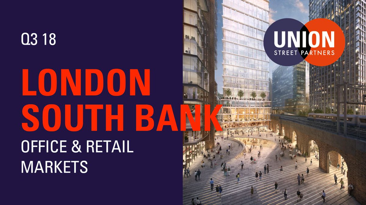 South Bank Offce Take-Up Jumps But Market Remains Tight