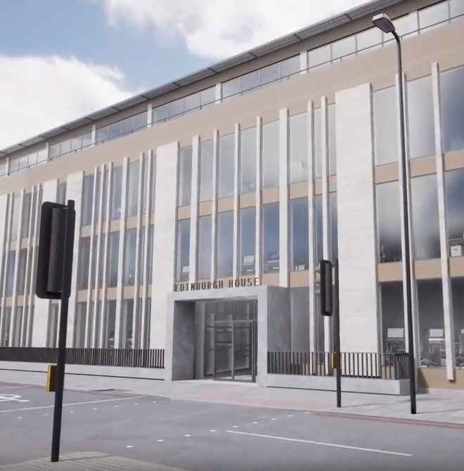Stunning Newly Refurbished 12,000 Sq Ft Offices To Let In London SE11