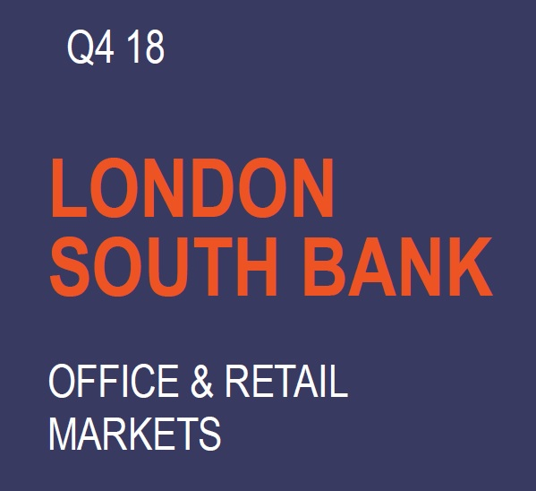 Office Take-Up Spikes On London's South Bank