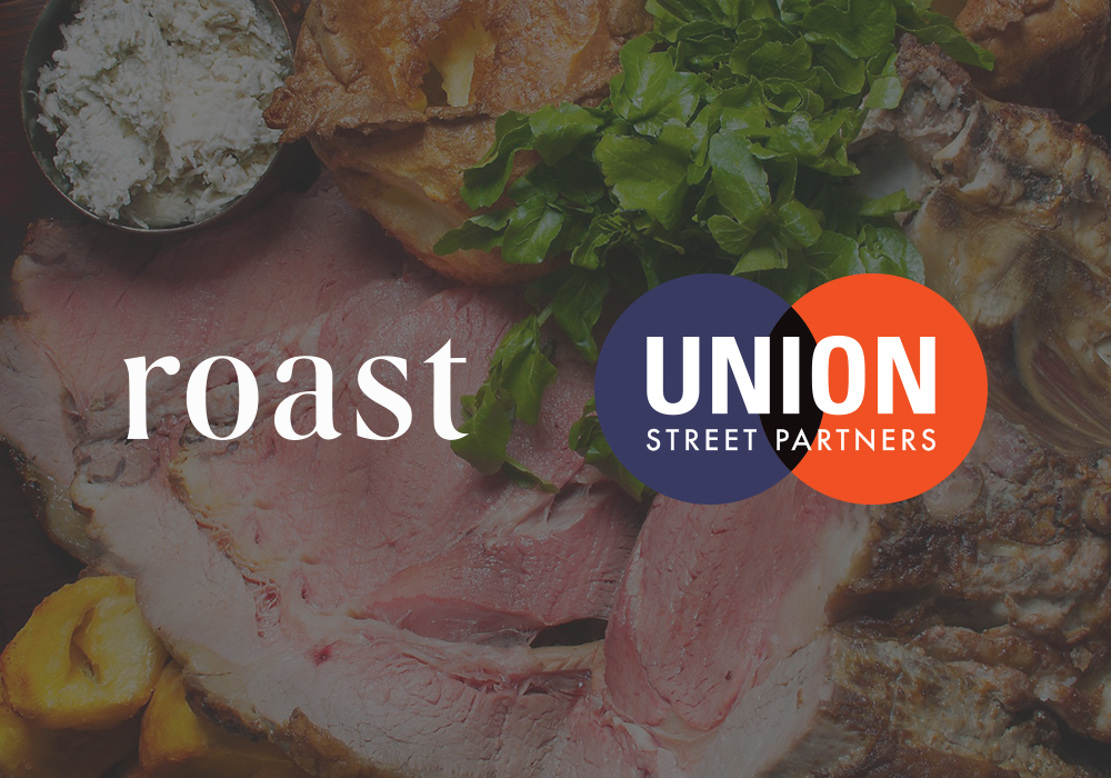 Meal For Two At Roast Restaurant: Standard Terms And Conditions